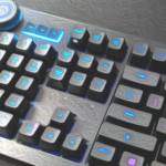 Image of a keyboard